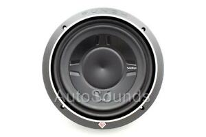 """Rockford Fosgate P3SD4-10 600W 10"""" Dual 4 Ohm Shallow Mount Truck Subwoofer"""