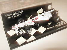 1:43 Sauber C29 2010 K. Kobayashi 410100123 German GP Minichamps OVP NEW