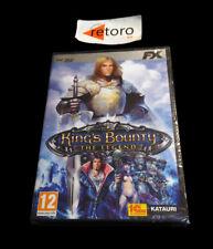 KING'S BOUNTY THE LEGEND PC DVD Pal-España Español New Factory SEALED Precintado