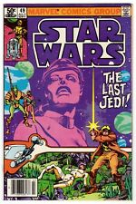 Star Wars #49 (Marvel Comics) The Last Jedi! Episode VIII 1st App Jedidiah NM-