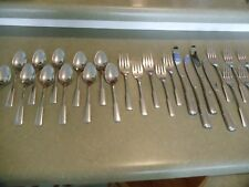 Wm A Rogers Stainless ONEIDA, LTD. 26 Assorted Pieces All in Good Condition
