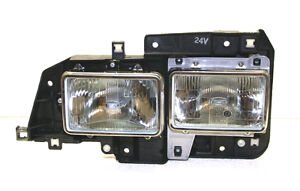 Fits Isuzu Truck 7.5T 4HK1 / 4HE1 - Headlamp Assy L/H (Genuine)
