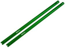 CLOSEOUT Rakon CNC Aluminum Tail Boom-Standard Length (Green) - Blade 180 CFX 18