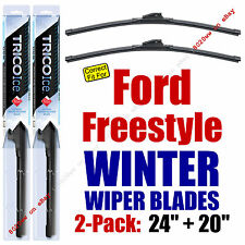 WINTER Wipers 2-Pack Premium Grade - fit 2005-2007 Ford Freestyle 35240/200