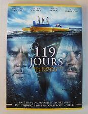 DVD 119 JOURS - Dominic PURCELL / Peter FEENEY / Owen BLACK