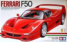 Ferrari F50 Coupé 1996-97 - 1:24 Kit Construcción