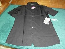 New Doc & Amelia Select Size XS Scotch-guard Protected Button Up Blouse CB055