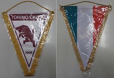 Collezionismo Sport Calcio Vintage '80 Gagliardetto Originale Ufficiale - TORINO