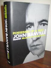 1st/1st Printing uk POSSESSED OF A PAST John Banville READER Booker CLASSIC