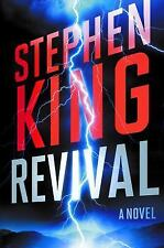 Revival : A Novel by Stephen King (2014, Hardcover) NEW FIRST EDITION, PRINTING