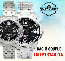 Casio Couple Watch LTP1314D-1A MTP1314D-1A