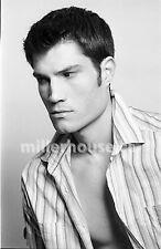 Lenox Fontaine Original B&W 35mm Film Negative Male Model Gay Interest Photo #5