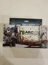 2018 Call Of Duty Arctic Armory Mega Construx 58 Pcs Collector Construction Sets