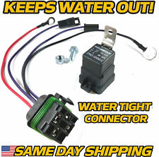 Starter Relay Kit Replacement for John Deere 316 318 320 420 F510 F525 F910 F930