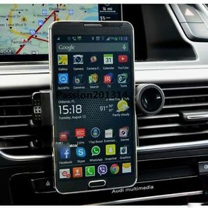 Universal 360° Car air vent Mount Holder Stand For Smart Phone Iphone 6 Samsung