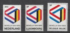 NVPH 930 Benelux Belgie Lucxemburg zegels 1969 Postfris