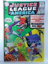 Justice League of America # 42 VG Metamorpho March 1966 Silver Age