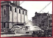 VENEZIA DOLO 01 FONTANA - EMPORIO LAMPADE PHILIPS Cartolina FOTOGRAF. viaggiata
