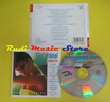 CD SENSATIONAL 70'S VOL 2 compilation 97 NAZARETH KINKS (C1) no lp mc dvd vhs
