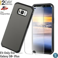 Samsung Galaxy S8 Plus Hybrid Heavy Duty Shockproof Full-Body Protective Case