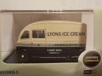 Commer Q25 - Lyons Ice Cream  , Model Cars, Oxford Diecast