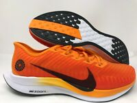 NIKE ZOOM PEGASUS TURBO 2 ORANGE PEEL-BLACK-WHITE SZ 15 [CK9661-800]