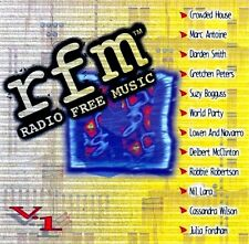 Radio Free Music, Vol. 1 by Various Artists (CD, Jul-1997, Intersound) WORLD SHI