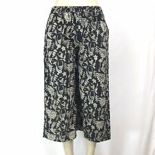 Indian Summer Block Print Boho Capri Pant COTTON 5