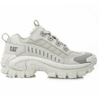 CAT CATERPILLAR Intruder Off White Athletic Shoes Sneakers P723919 Mens Size 10