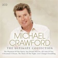 The Ultimate Collection by Michael Crawford (Vocals) (CD, Nov-2012, 2 Discs,...