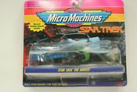 NEW *Sealed* STAR TREK Movies Micro Machines SHIPS Set #2 Collectible Pink Top