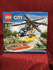 Lego City 60067   Police Helicopter New Sealed Box
