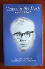 'Voices in the Dark' - 2007 Spiritualist Biography/ Leslie Flint - Spirit Medium