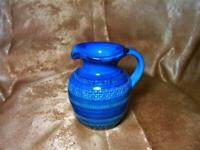 Art Deco, Mid Century Modern, Rimini Blue by Bitossi, collection, gift, vintage