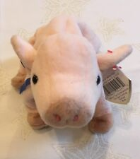 587a21103eb ty Beanie Babies - KNUCKLES THE PIG - Retired 1999 - with Tags.