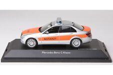 """SCHUCO 04923 1/43 Mercedes-Benz C Klasse Limousine (W204) """"Notartz"""""""
