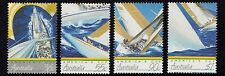 1987  AMERICA'S CUP MINT UNHINGED SET OF 4