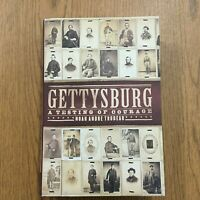 Gettysburg:A Testing of Courage by Noah Andre Trudeau Hardback W/ DJ 1st Edition