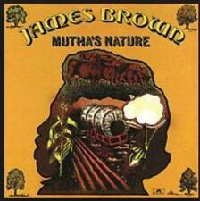 James Brown - Mutha's Nature (NEW CD)