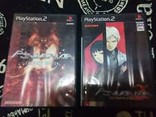 Arcade Shooter Cyvaria Complete Edition Psyvariar 2 Set Succes Sony PS2 Japan