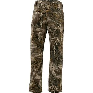 New REALTREE Mens 5 Pocket Comfort Flex Pant 34x34 Camo Camoflauge Hunting Jeans
