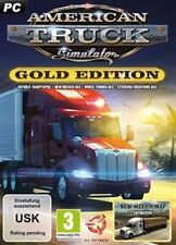 American Truck Simulator Gold Edition Region Free PC Steam Key Fast Delivery