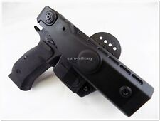Premium High Level Duty Professional Police V3 Holster CZ 75 SP-01 Shadow - TOP