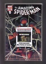 MARVEL AMAZING SPIDER MAN #666 NJOY GAMES AND COMICS RARE VARIANT SPIDER ISLAND