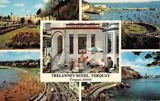 uk9553 trelawney hotel torquay uk