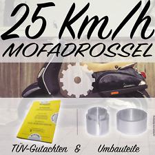 MOFADROSSEL Peugeot Speedfight 2 50 LC Wasser S1BDE H645 mechanisch Drosselsatz
