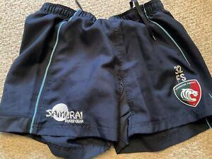 Leicester Tigers Freddie Stewart XL Shorts
