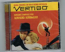 VERTIGO - BERNARD HERRMAMN - CD 7 TRACKS - 2012 - NEUF NEW NEU