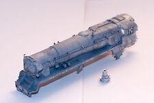 WRENN Model Railway Bulleid REBUILT -  Mazak Body - NEW - unfettled with Chimney