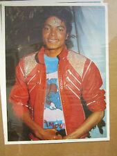 Vintage Michael jackson King of Pop poster 3236